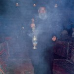 An incense bearer