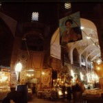 Welcome to the Grand Bazaar, center of Ifsahan's artistic commerce