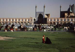 Imam Khomeini Square showcases the ideals of the Islamic Republic