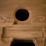 Exquisitely sculpted interior of The Treasury