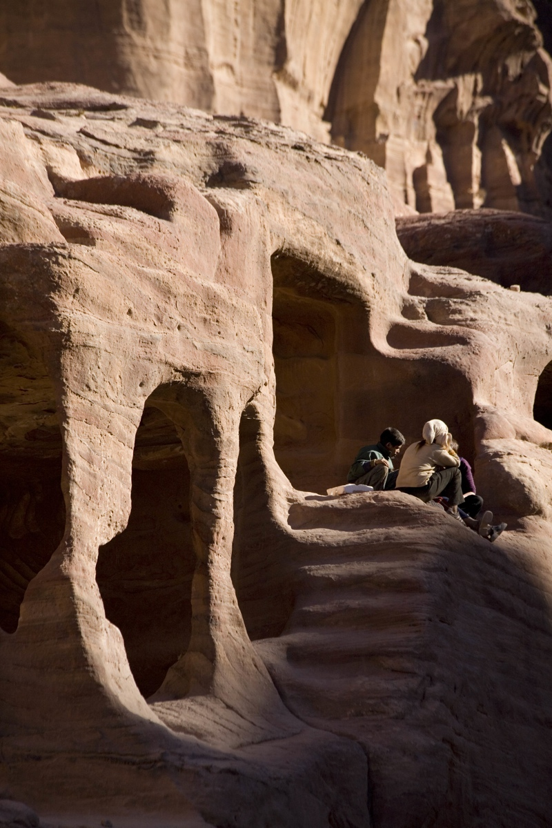 Ancient caves still occupied as homes