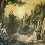 The faith of John Wesley, preaching in America